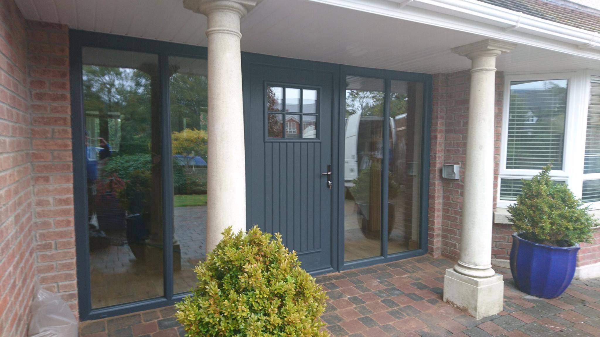 Dublin Door Style The Palladio Door Collection