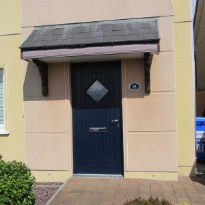 Edinburgh Door, Palladio Door, composite door, entrance door, front door