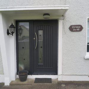 Palladio Door, composite door, front door, entrance door, Rome Door