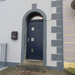 Palladio Door, composite door, front door, entrance door, Paris Door