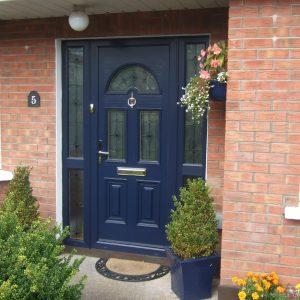 Sunbeam 2 Palladio Door, composite door, front door, entrance door,