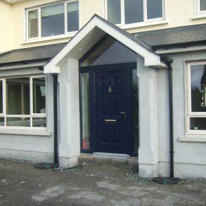 Georgian Solid Door, Composite Door, Palladio Door, Entrance Door, Front Door