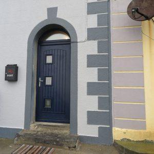 Blue Paris Composite Front Door