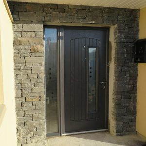 Bog Oak Rome Composite Door