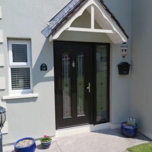 Bog Oak San Marco Composite Door