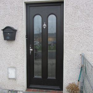 Bog Oak San Marco Front Door