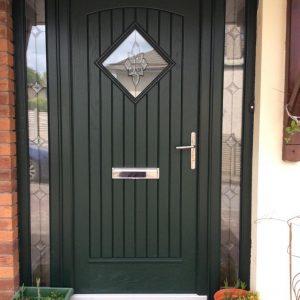 Edinburgh door, Palladio Collection, Composite door, Entrance door, front door