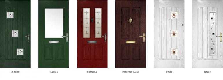 Front Doors | Exterior Doors | Palladio Doors | Composite Doors