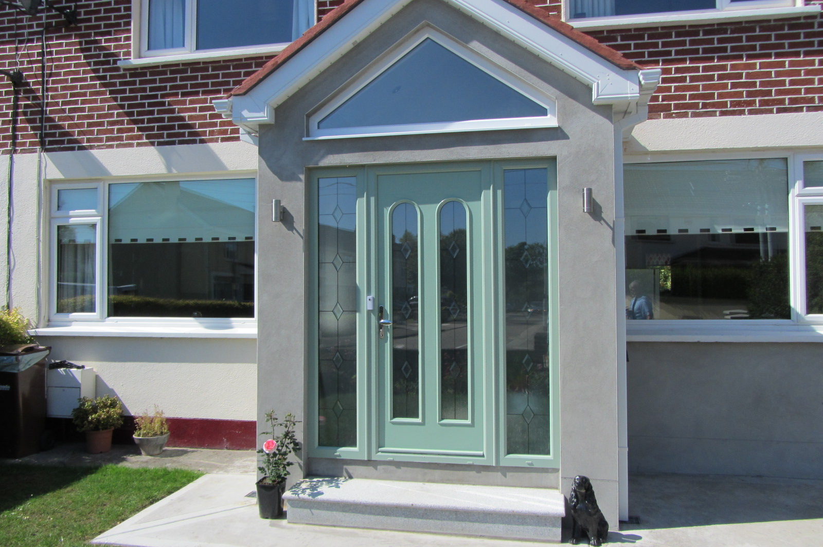Palladio Door, composite door, front door, entrance door, San Marco door