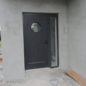 Viking composite door from the Palladio Door Collection