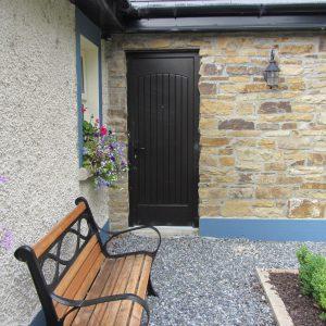 T&G solid Palladio Door, composite door, front door, entrance door,