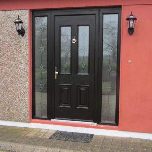 Palermo door from the palladio door collection