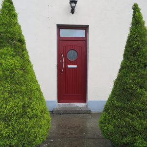 Viking Palladio Door, composite door, front door, entrance door,