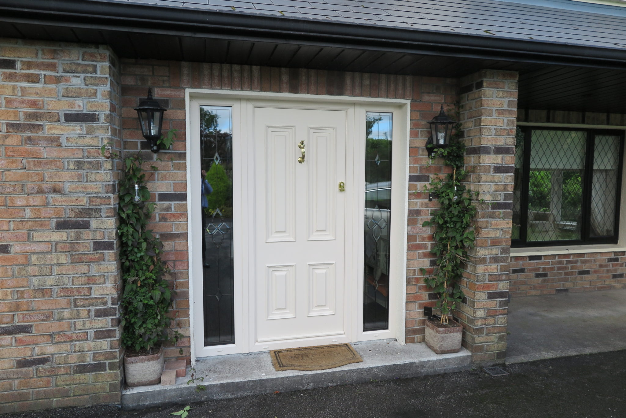 Palladio Door, composite door, front door, entrance door