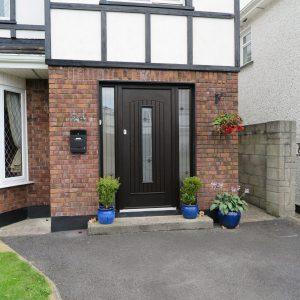 Bog Oak Seville Composite Front Door