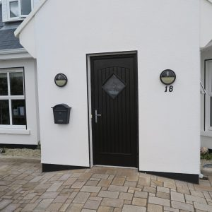 Edinburgh Door, palladio door, composite door, entrance door, front door