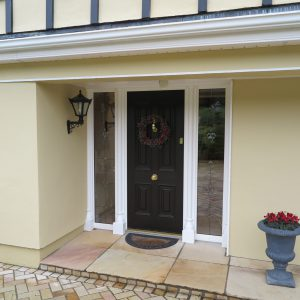 Palermo solid door from the palladio door collection