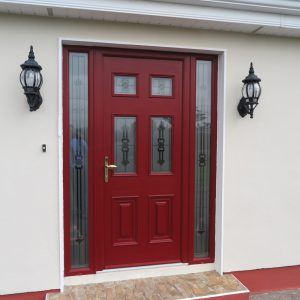 Georgian Door, Palladio Door, Entrance Door, Composite Door, Front Door