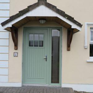 Dublin Front Door In Chartwell Green