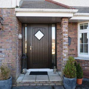 Bog Oak Edinburgh Front Door Style