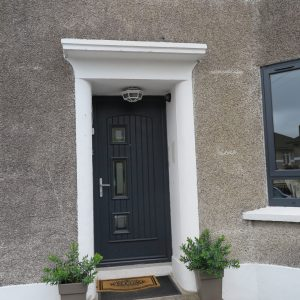 Turner Palladio Door, composite door, front door, entrance door, Rome Door