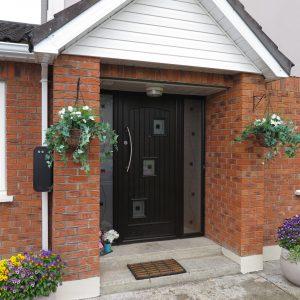 Bog Oak London Palladio Door