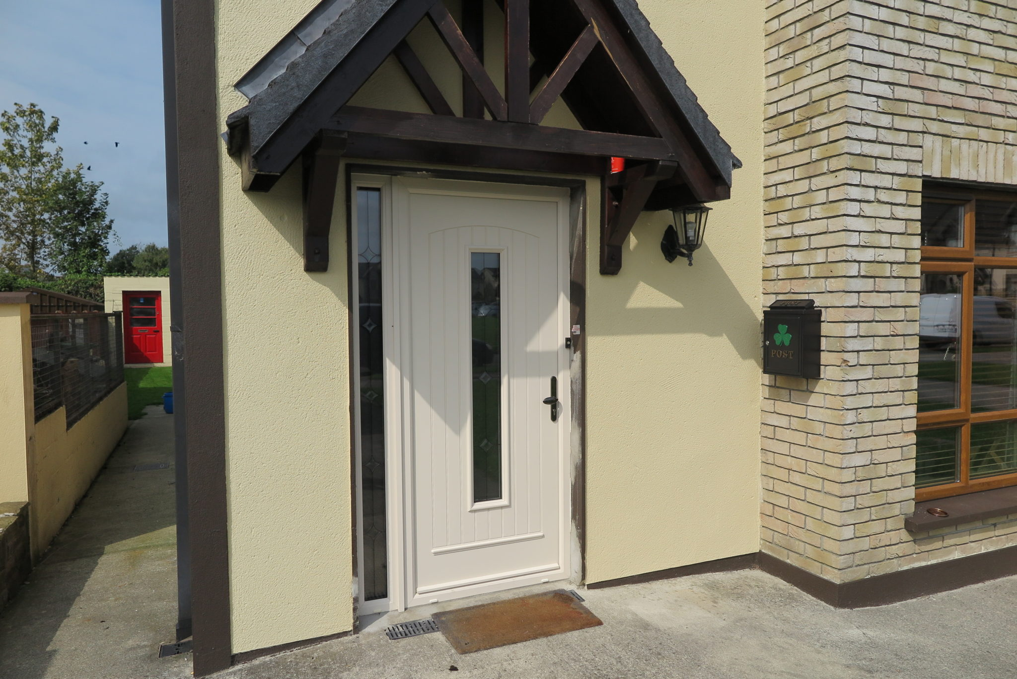 Seville Palladio Door, composite door, front door, entrance door,