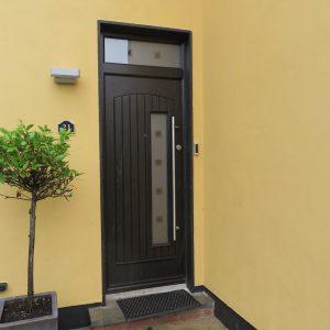 Rome composite door from the Palladio Door Collection