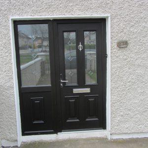 Palermo Composite Front Door