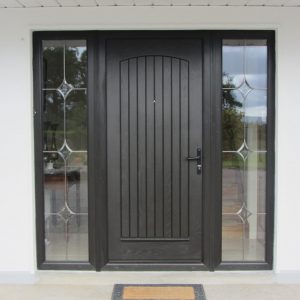 T&G solid Palladio Door, composite door, front door, entrance door,