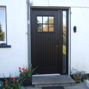 Dublin door, palladio door, composite door, entrance door, front door