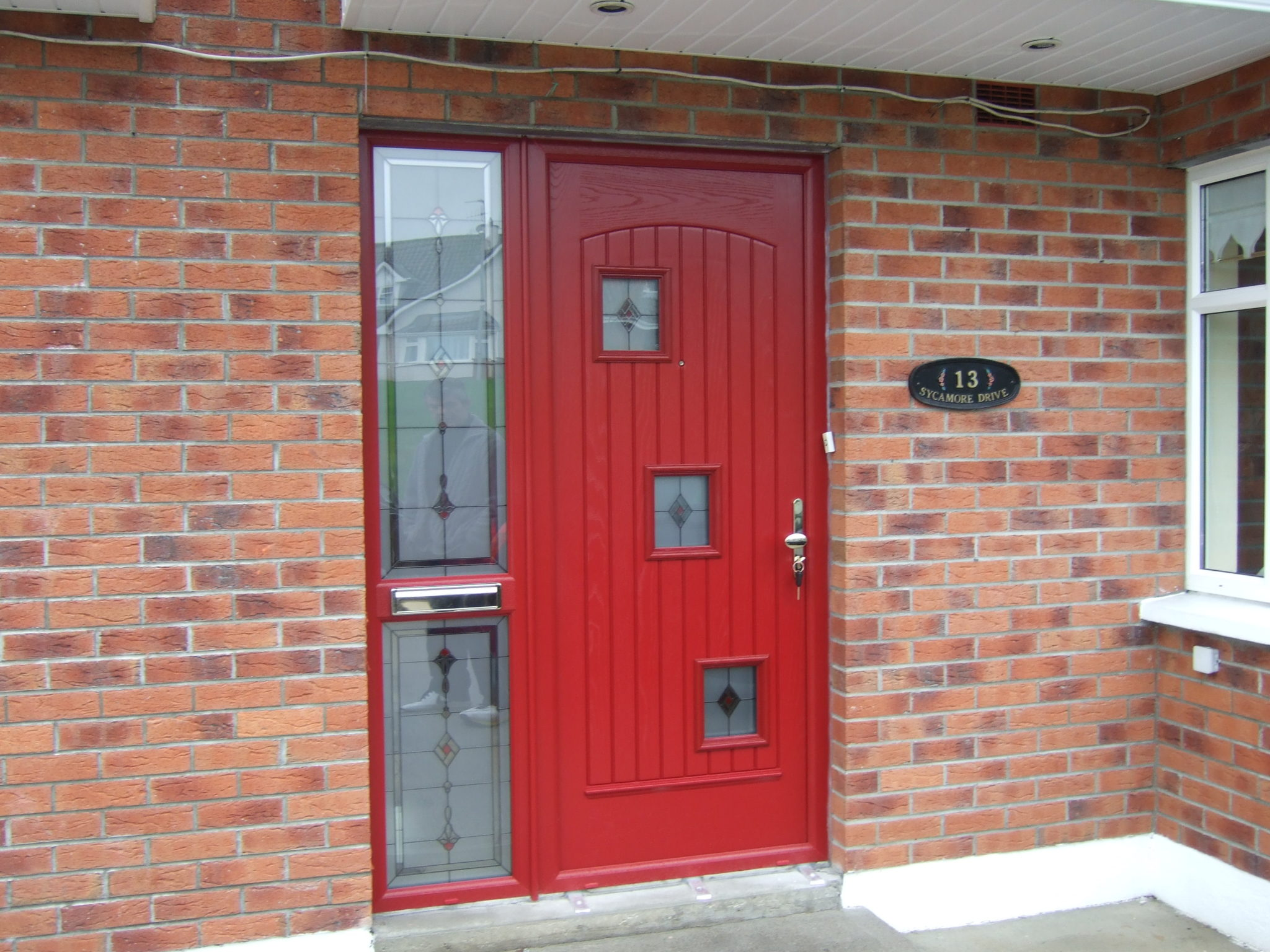 London Door, Palladio Door, Composite Door, Entrance Door, Front Door