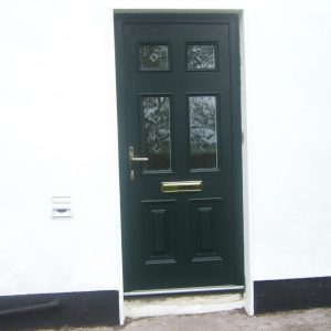 Georgian Door, Palladio Door, Composite Door, Front Door, Entrance Door