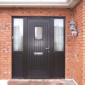 T & G composite door from the Palladio Door Collection