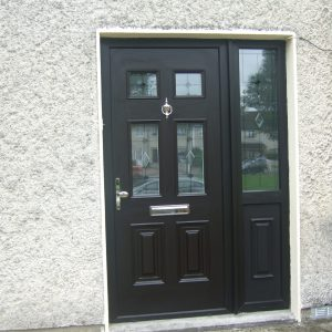 Georgian Door, Palladio Door, composite door, entrance door, front door
