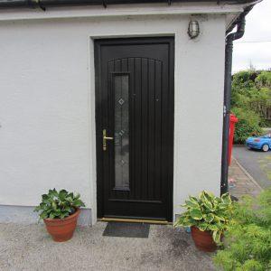 Bog Oak Rome Composite Front Door