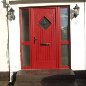 Edinburgh Door, palladio door, composite door, entrance door,