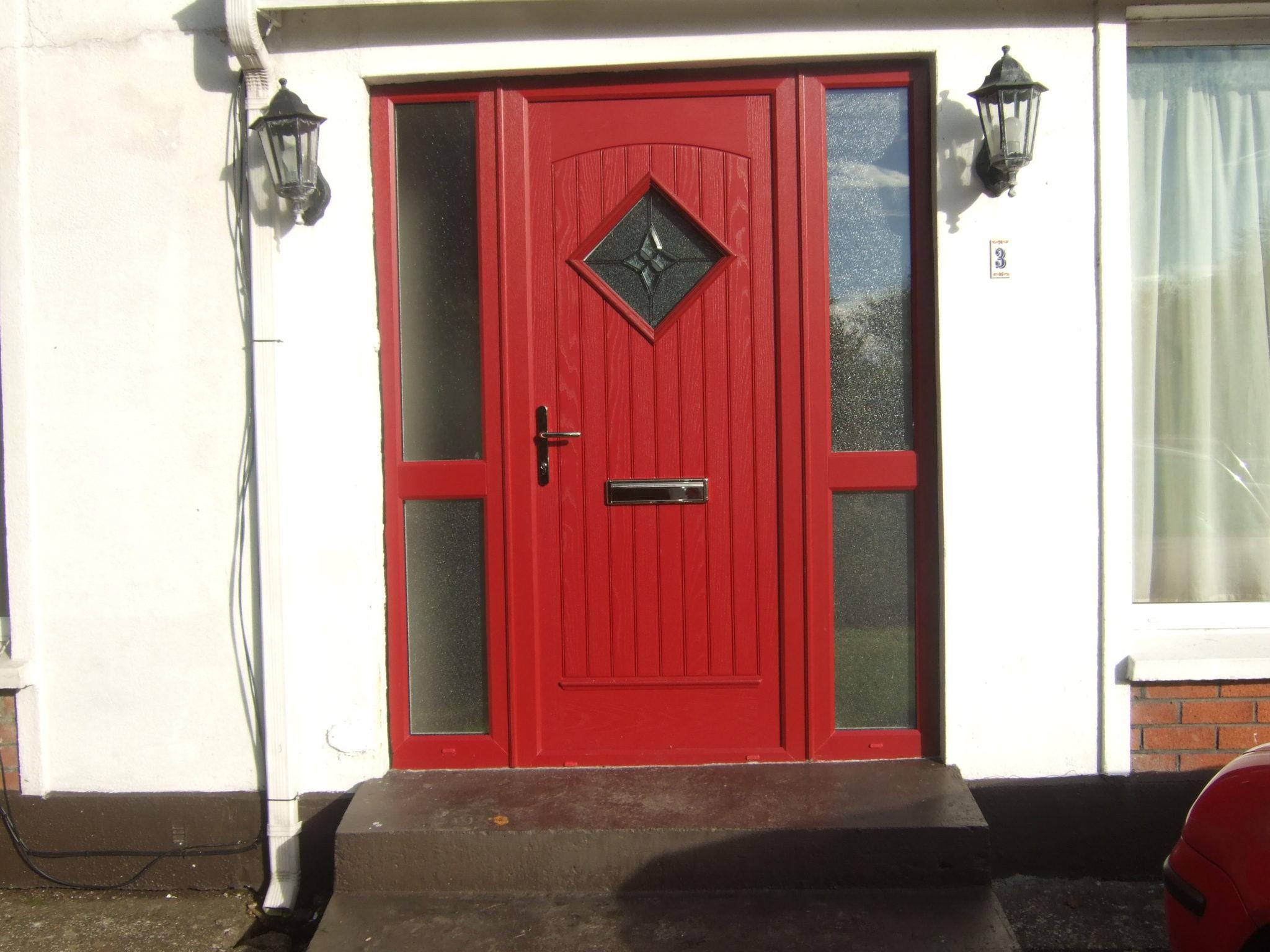 Edinburgh Red Door - My CMS