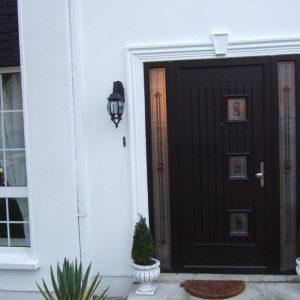 Bog Oak Paris Composite Front Door
