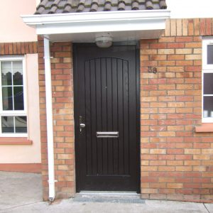 T & G Solid Palladio Door, composite door, front door, entrance door,