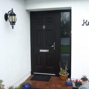 Georgian Solid Door