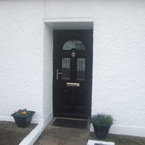 Sunbeam 2 composite door from the Palladio Door Collection
