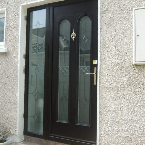 Bog Oak San Marco Composite Front Door