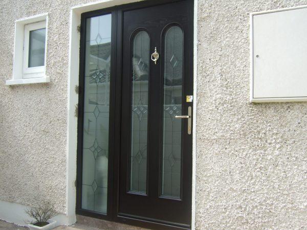 Bog Oak San Marco Composite Front Door