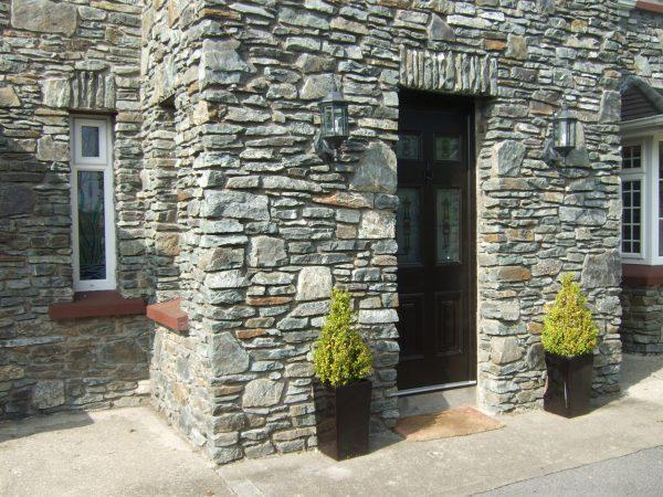 Gerogian 2 Composite Front Door