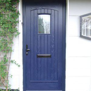 T&G composite door from the Palladio Door Collection