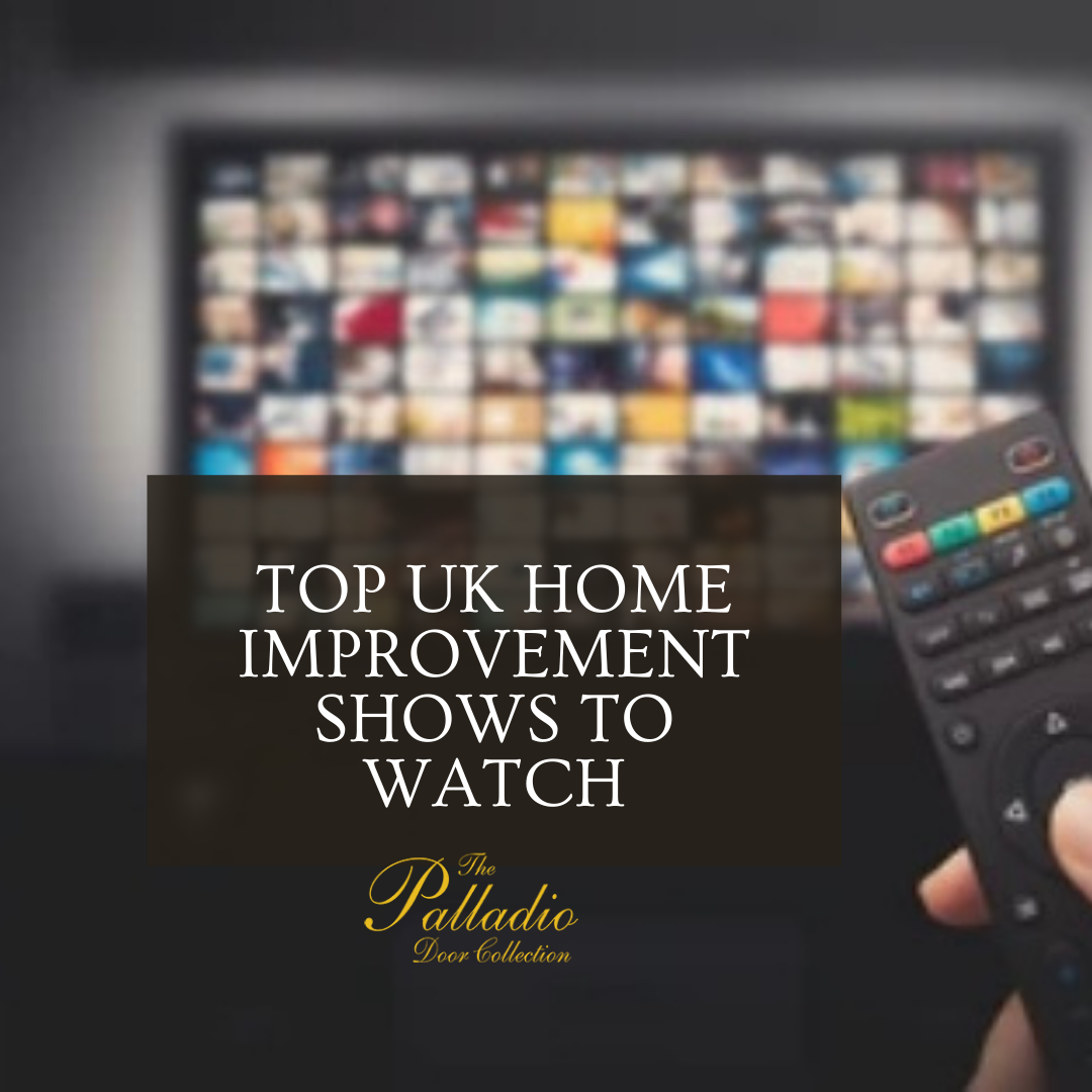 Top UK home improvement shows to watch