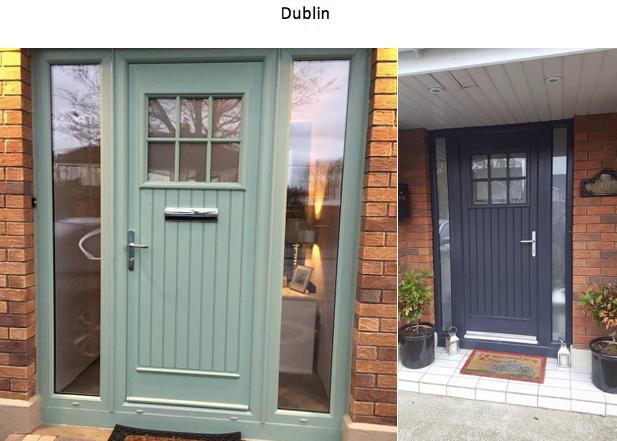 Top 5 Front Door Styles - Composite Doors