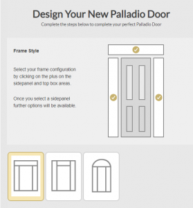 Door Entrance Options, Composite Door
