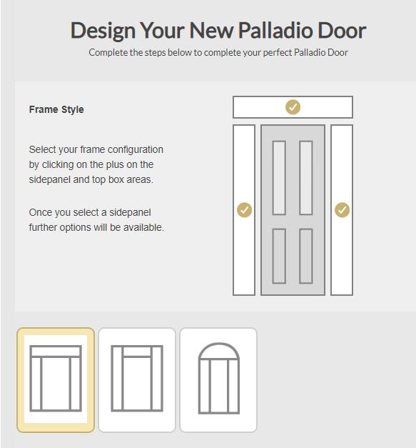 Door Entrance Options, Composite Door
